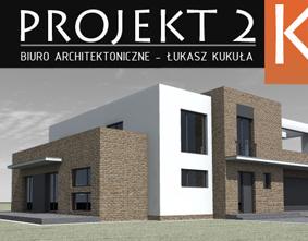 Projekt 2K Biuro Architektoniczne Łukasz Kukuła