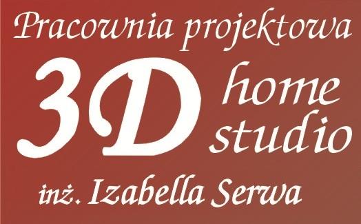 Pracownia projektowa 3D home studio Izabella Serwa