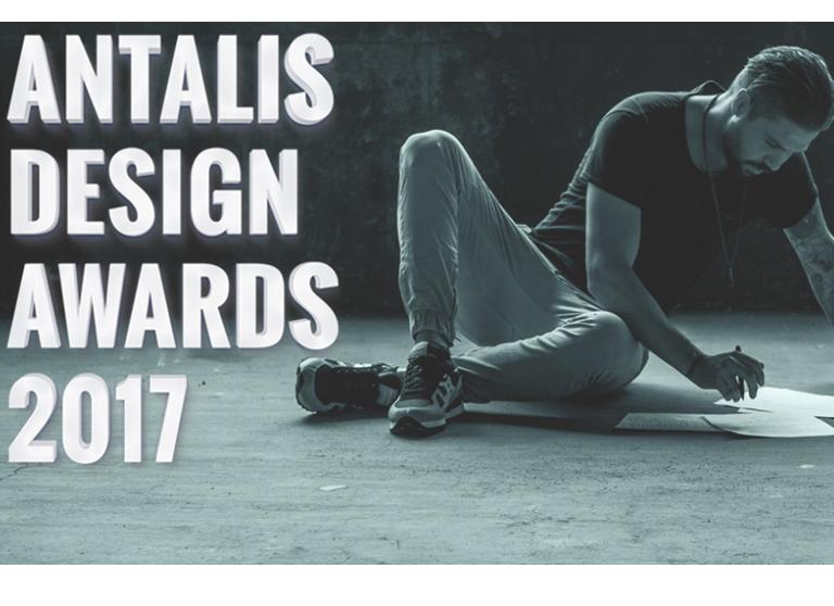 Rusza Konkurs Antalis Design Awards 2017.  Zaprojektuj notatkę dla notesu kreatywnego <br> lub tapetę  i wygraj jedną z 6 nagród głównych! Antalis-Design-Awards-2017