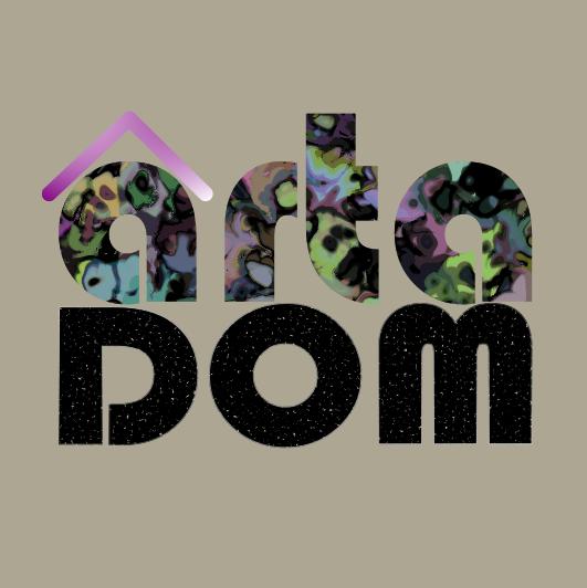Projektowanie wnętrz opolskie, projektant opolskie logo-szare-tło