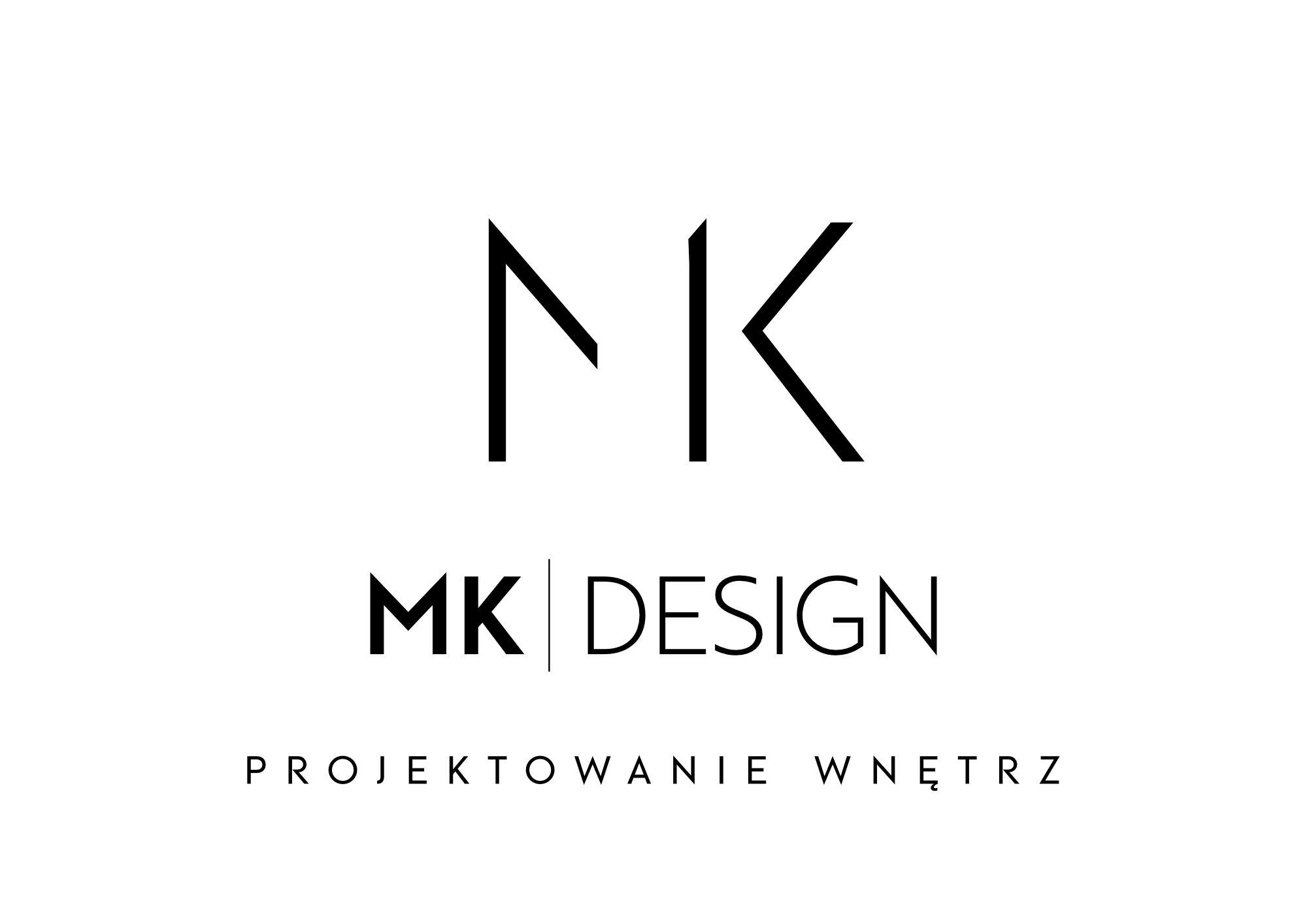 Projektowanie wnętrz dolnośląskie, projektant wnętrz dolnośląskie MK-Design-Logo