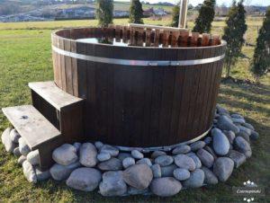 Sauny ogrodowe – ruska bania w ogrodzie