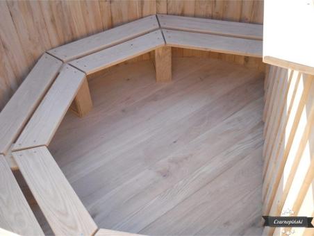 Sauny ogrodowe – ruska bania w ogrodzie bania-drewno