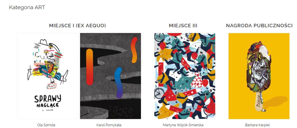 Antalis Design Awards 2017 event POZNAJ ZWYCIĘZCÓW! PRZECZYTAJ RELACJĘ Z WYDARZENIA! kategoria_art