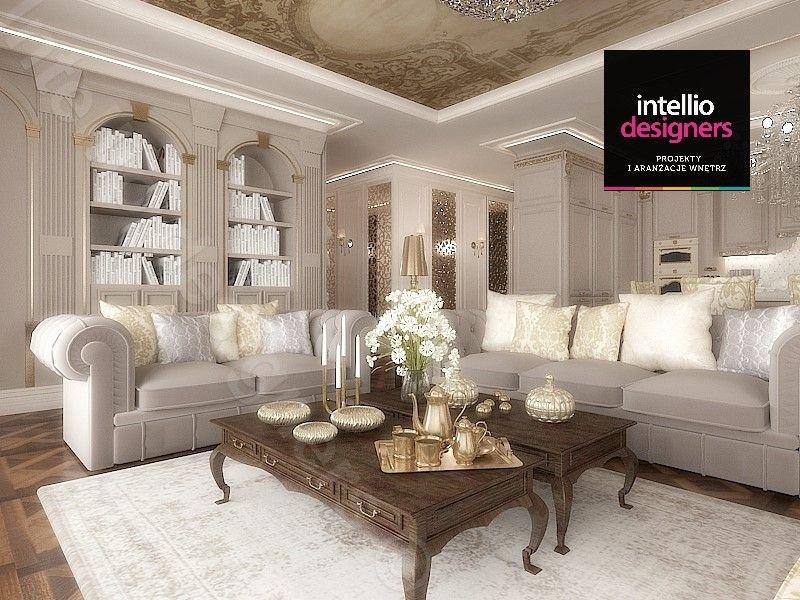 Światowe style w urządzaniu luksusowych apartamentów Fot5