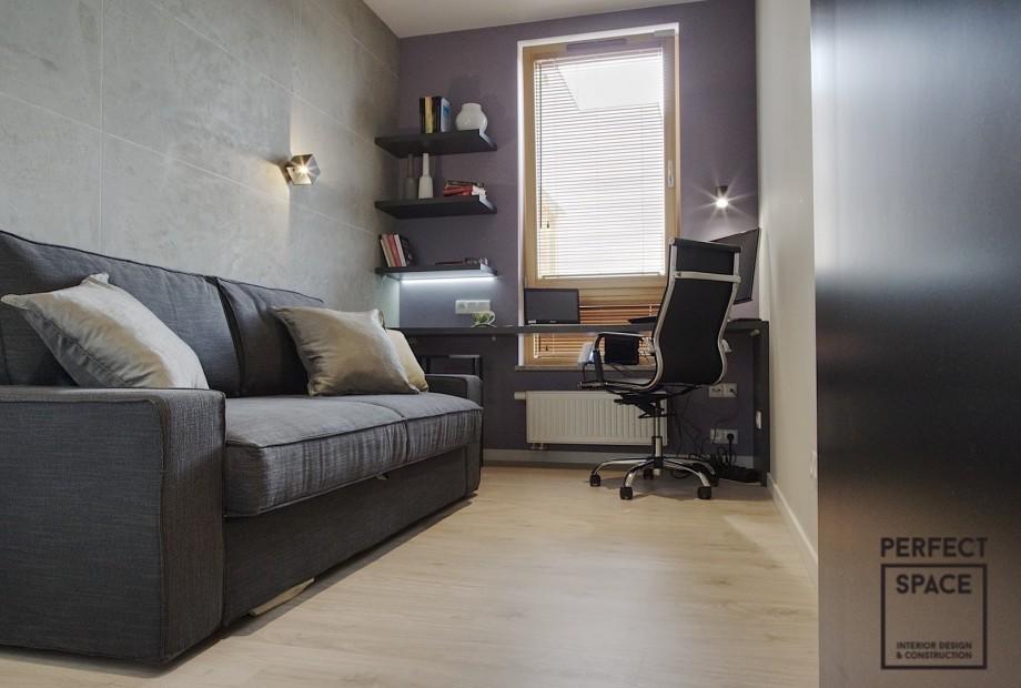Aranżacja wnętrz: jak stworzyć w domu miejsce do pracy? aranzacja-wnetrza-bedacego-domowym-biurem