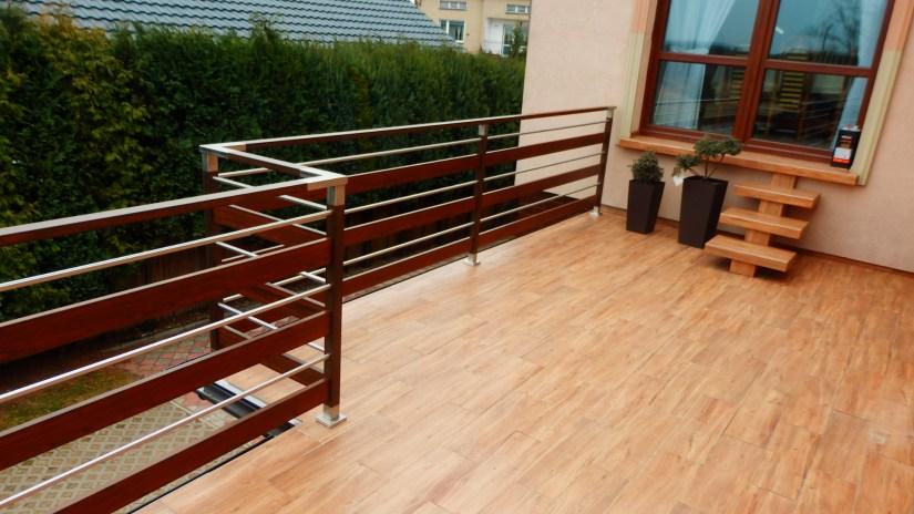 Balkony w domach - jakie powinny być? mieszana1