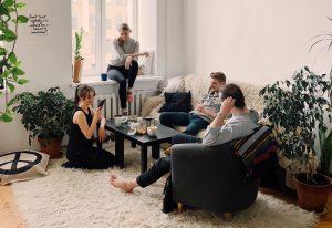 Na co zwrócić uwagę przy projektowaniu salonu?