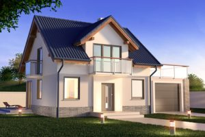 Na co zwracać uwagę przy projektach domów jednorodzinnych? fotolia_155933905-300x200