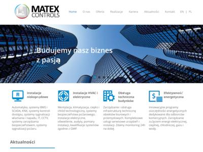 Matex Controls Marcin Michalski