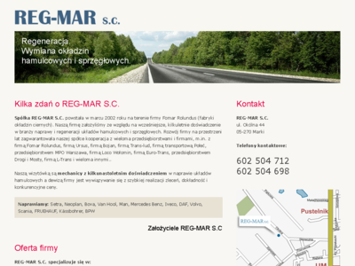 Reg-Mar Marek Regulski
