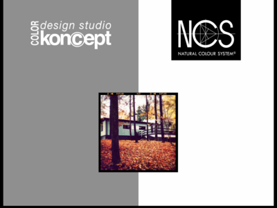 Design Studio Color Koncept NCS Ryszard Bojar
