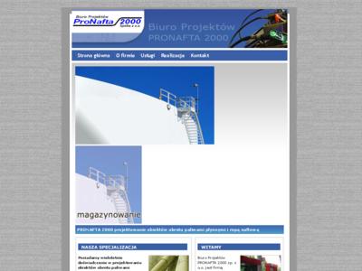 Pronafta 2000 Sp. z o.o. Biuro Projektów
