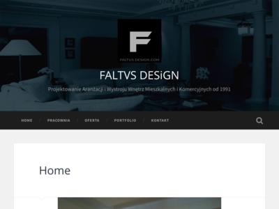 Architektura Wnętrz - FALTUS & SERAFIN