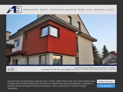 Pracownia Projektowa Architektoniczno-Budowlana