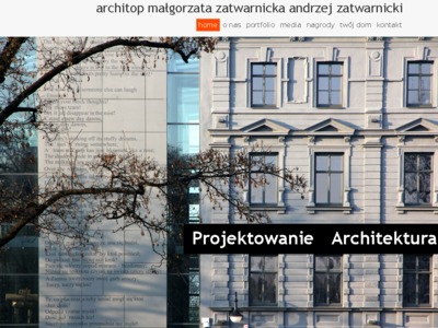 Architop Biuro Projektowe Andrzej i Małgorzata Zatwarniccy