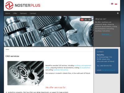 NosterPlus Biuro Konstrukcyjne