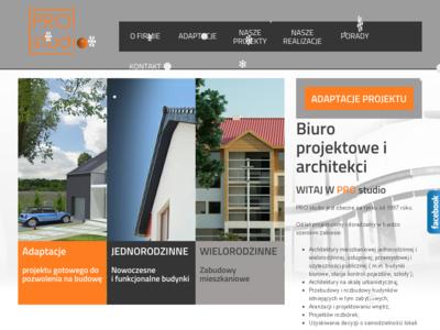 PRO studio architektury mgr inż. Joanna Woziwodzka