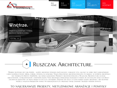 RUSZCZAK ARCHITECTURE