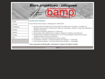 Bamp Biuro Projektowo-Usługowe