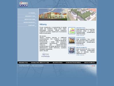 Invest Plan Biuro Projektowe