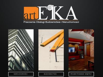 Arteka Pracownia Obsługi Budownictwa i Projektowania Wnętrz