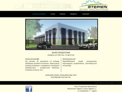 Biuro Projektowe Stępień S.C.