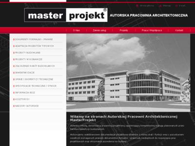 Autorska Pracownia Architektoniczna MASTERPROJEKT Agnieszka Podemska