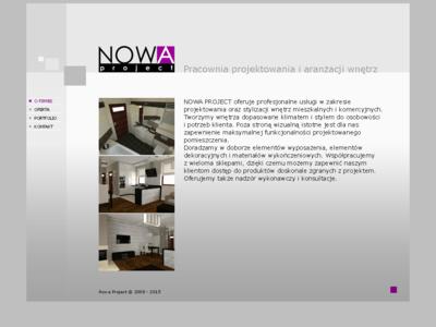NOWA Project