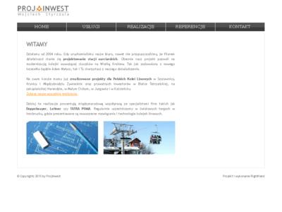 Proj-Inwest Biuro Projektowe Wojciech Styrczula