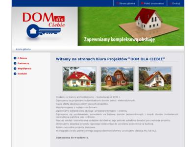 Dom dla Ciebie S.C. Biuro Projektowe Mariola Szczepaniak Adam Soł
